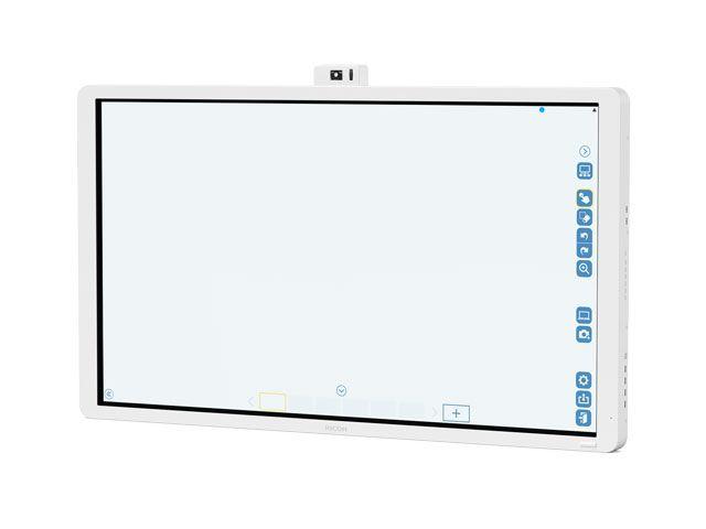 pantallas interactivas ricoh D5520 - Pantallas interactivas Ricoh