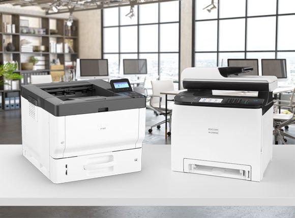 impresoras ricoh P501 header prev - Ricoh Smart Integration