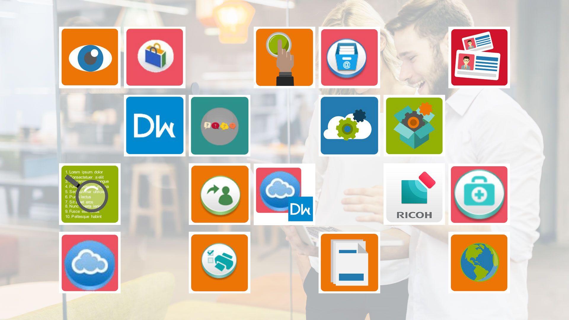 ricoh smart apps header - Ricoh Smart Apps