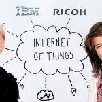 Ricoh + IBM, Primera pizarra cognitiva