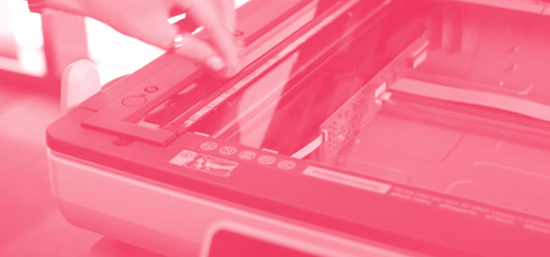 Cómo solucionar las manchas en la impresión | Ricoh