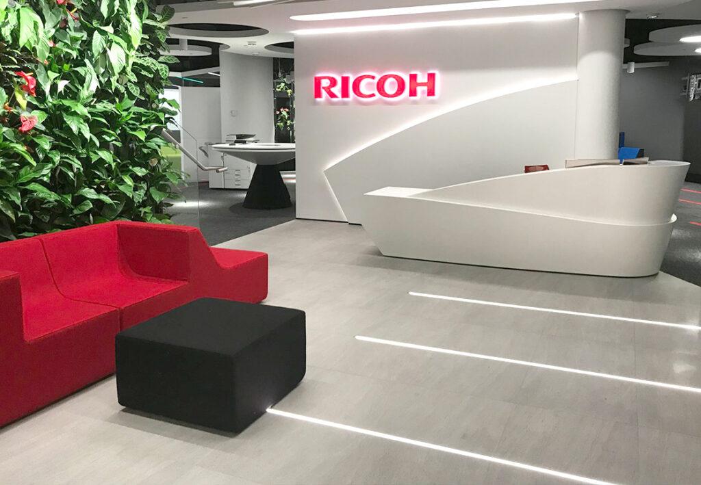 ricoh salvans entrada 1024x709 - Servicio técnico Ricoh Barcelona
